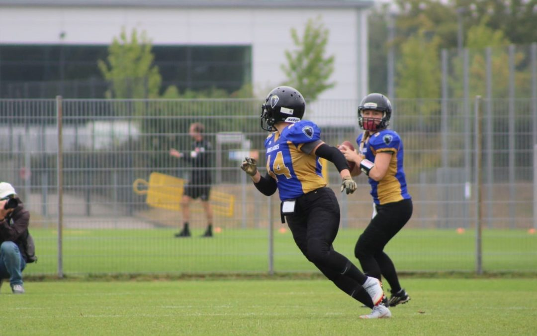 13.07.19 – Kevelaer Kings Damen vs. Düsseldorf Panther Damen vs. SG Rebels/Devils Damen