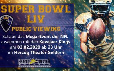 02.02.19 – Super Bowl im Kino Geldern