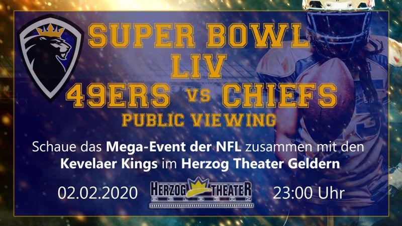 Super Bowl im Kino Geldern